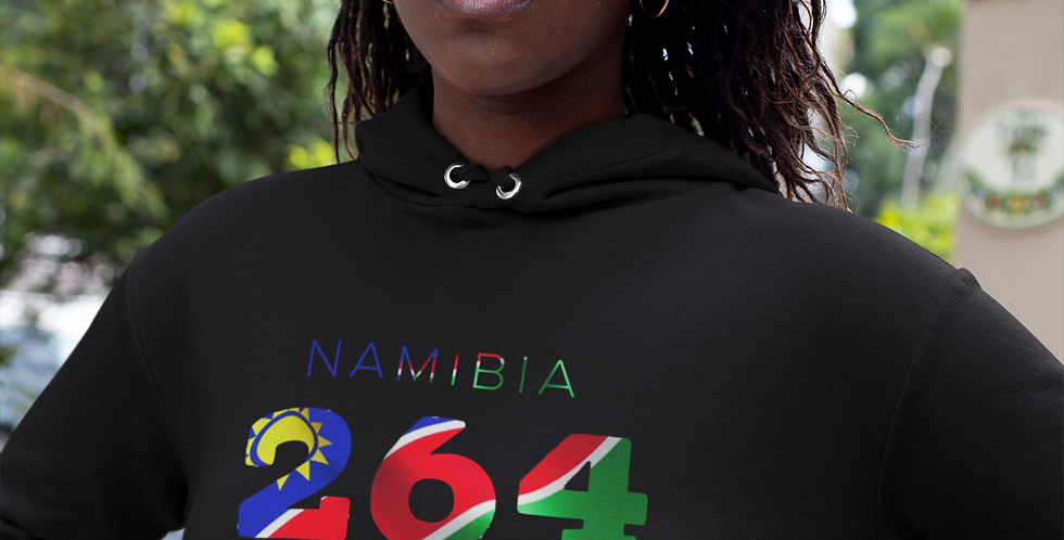 Namibia Womens Pullover Hoodie