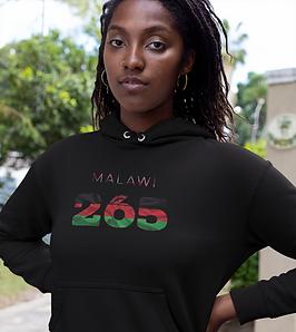Malawi 265 Women's Pullover Hoodie