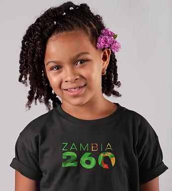 Zambia Childrens T-Shirt