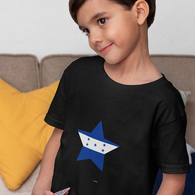 Honduras Childrens T-Shirt