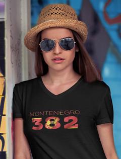 Montenegro 382 Womens T-Shirt