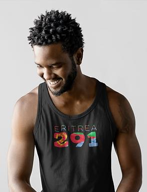 Eritrea 291 Mens Tank Top