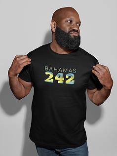 Bahamas 242 Mens T-Shirt