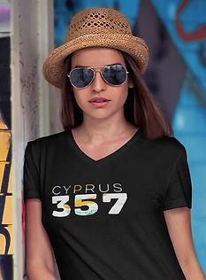 Cyprus 357 Womens T-Shirt