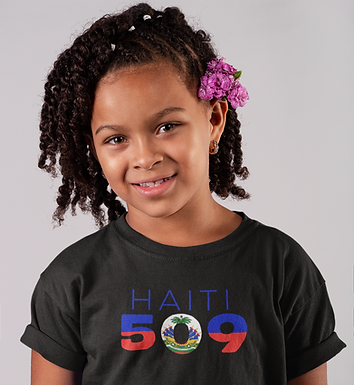 Haiti Childrens T-Shirt