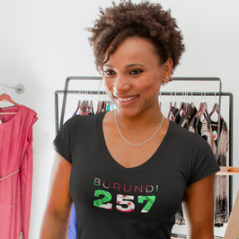 Burundi 257 Women's T-Shirt