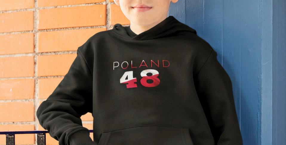 Poland Childrens Hoodie