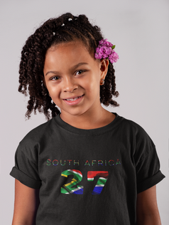 South Africa Childrens T-Shirt
