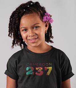 Cameroon Childrens T-Shirt