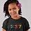 Childrens Cameroon Black T-Shirt