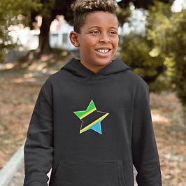 Tanzania  Childrens Hoodie