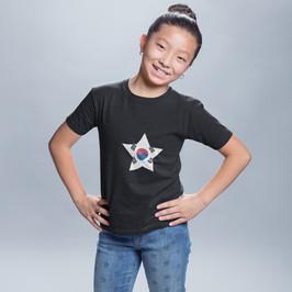 South Korea 82 Childrens T-Shirt