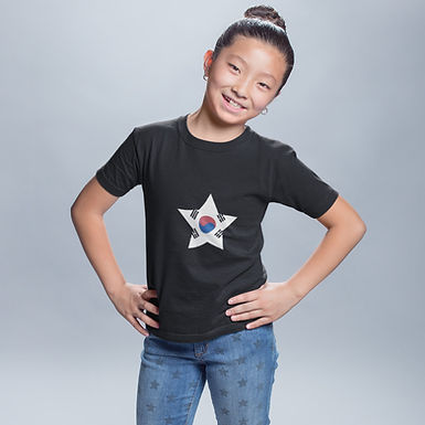 South Korea Childrens T-Shirt