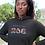 Eswatini Womens Black Hoodie