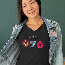 Mongolia 976 Womens T-Shirt