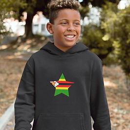 Zimbabwe Childrens Hoodie