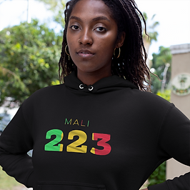 Mali 223 Women's Pullover Hoodie