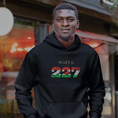 Niger 227 Men's Pullover Hoodie