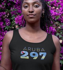 Aruba 297 Womens Vest