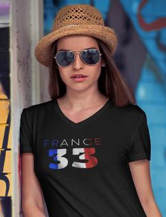France 33 Women's T-Shirt
