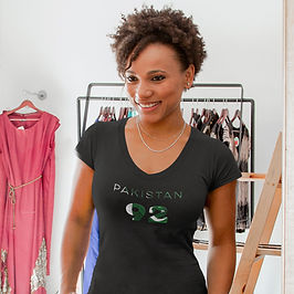 Pakistan 92 Womens T-Shirt
