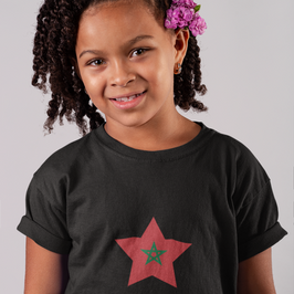 Morocco Childrens T-Shirt