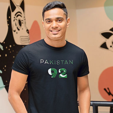 Pakistan 92 Mens T-Shirt