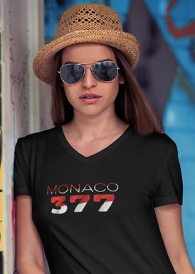 Monaco 377 Womens T-Shirt