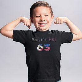 Philippines Childrens T-Shirt