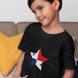 Panama Childrens T-Shirt