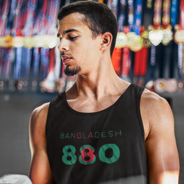 Bangladesh 880 Mens Tank Top