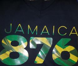 Jamaica Womens T-Shirt