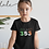 Childrens Ireland Black T-Shirt