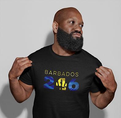 Barbados 246 Mens T Shirt