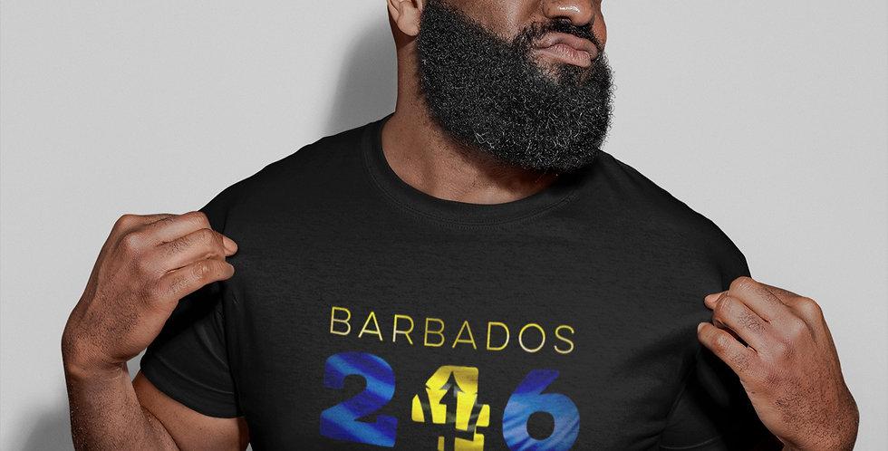 Barbados Mens T-Shirt