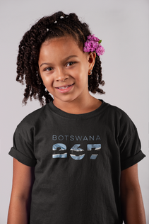 Botswana Childrens T-Shirt