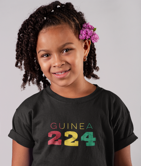 Guinea Childrens T-Shirt
