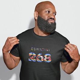 Eswatini 268 Mens T-Shirt