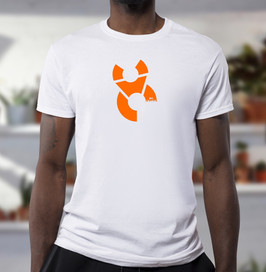 Big Orange T-Shirt