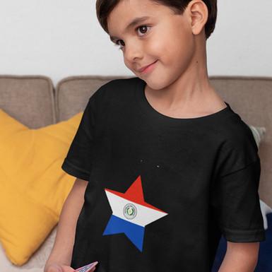 Paraguay Childrens T-Shirt