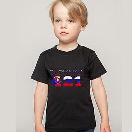 Slovakia Childrens T-Shirt