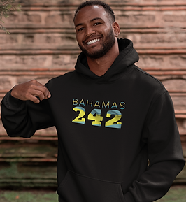Bahamas 242 Pullover Hoodie