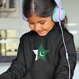 Pakistan Childrens Hoodie