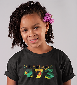 Grenada Childrens T-Shirt