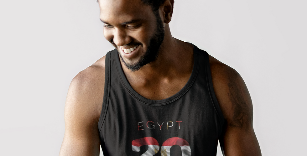 Egypt Mens Tank Top Vest