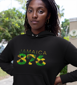 Jamaica 876 Womens Pullover Hoodie