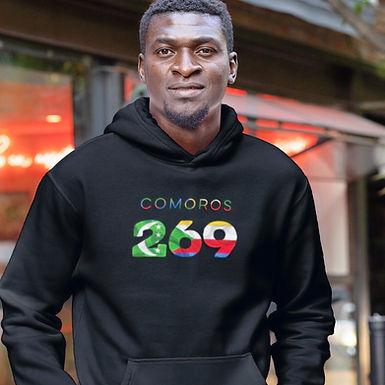 Comoros 269 Full Collection