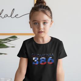 Slovenia 386 Childrens T-Shirt