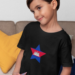 Cambodia Childrens T-Shirt