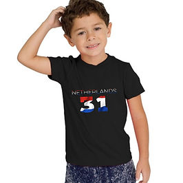 Netherlands Childrens T-Shirt